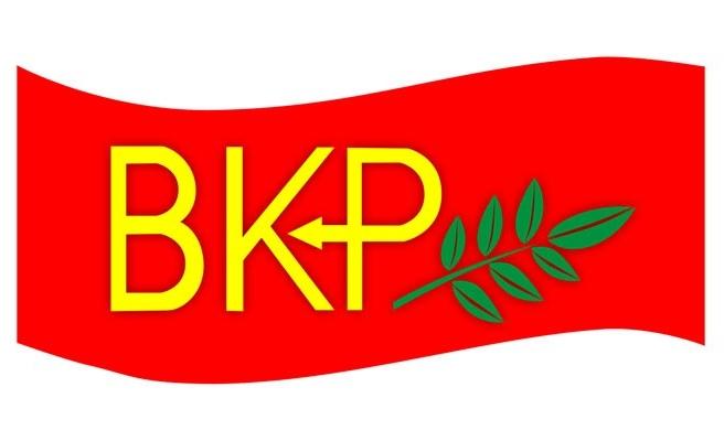 BKP,barış dolu aydınlık yarınlar diledi