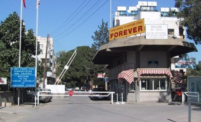 Ledra Palace Kara Kapısı'nda uyuşturucu