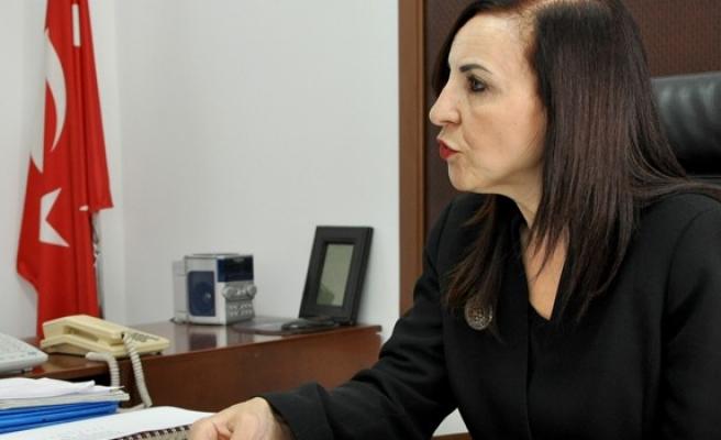 Ombudsman Emine Dizdarlı'ya anjiyo yapıldı