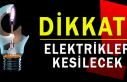 Lefkoşa'da yarın 2 saatlik elektrik kesintisi