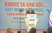 """""""Her şeyden önce; KKTC'nin güvenliği Türkiye'den başlar"""""""