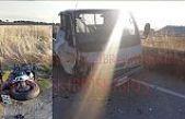 Pamuklu - Çayırova yolunda feci kaza: 1 yaralı
