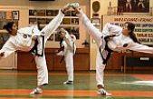 Taekwondoya sıcak engeli!