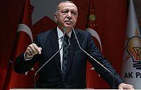 Erdoğan'dan Akıncı'ya sert sözler: Mustafa Akıncı'nın yaptığı hadsizliktir