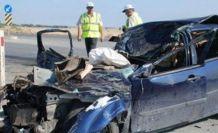 Bir haftada 63 trafik kazası