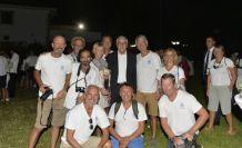 Cumhurbaşkanı Akıncı, KKTC'ye gelen yelkencileri ağırladı