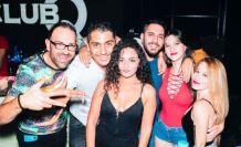 Club Q'da'Nostalji Gecesi'