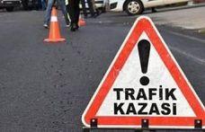 1 Haftada 71 trafik kazası meydana geldi