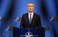 NATO'dan rejim ve Rusya'ya çağrı