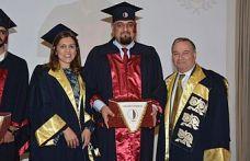 YDÜ Eczacılık'ta mezuniyet töreni