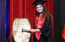 GAÜ 34.Dönem mezuniyet töreni yapıldı