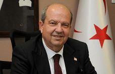 Cumhurbaşkanı Tatar'dan Sennaroğlu ve Candan'a tebrik mesajı