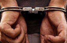 KKTC'de demirlediği için Güney Kıbrıs'ta tutuklandı
