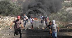 Batı Şeria'daki gösterilere müdahale