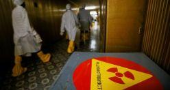 Nükleerin öldürdüğü  şehir: Çernobil