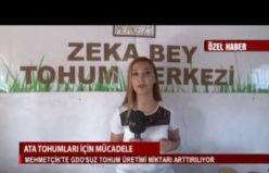Mehmetçik'te Ata tohumları - Kıbrıs Tv