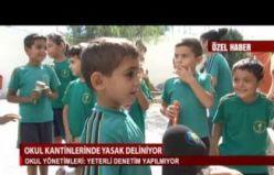Okul kantinleri - Kıbrıs TV Gülsüm Kanca