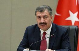 Türkiye'de son 24 saatte korona virüsten 56 kişi hayatını kaybetti