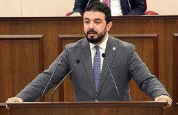 Zaroğlu YDP'den ayrıldı