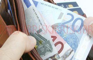 Güneydeki Euro maaş cezbediyor