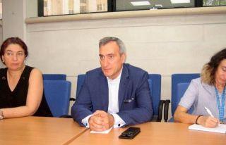 İnisiyatif Avrupa Komisyonu Kıbrıs Temsilcisi'ni...