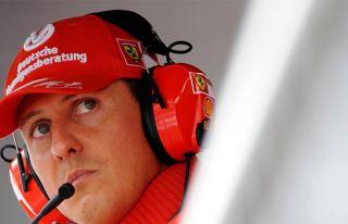 Schumacher'ın yürüyebildiği iddia ediliyor