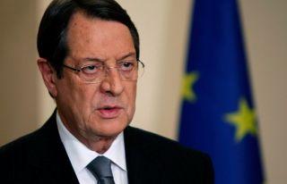 Anastasiadis, Türkiye'nin tutumunu şikayet edecek