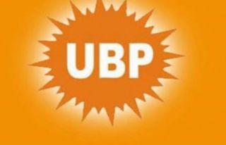 UBP'li yetkililerden açıklamalar