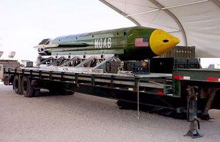 ABD, Afganistan'da IŞİD'e MOAB attı