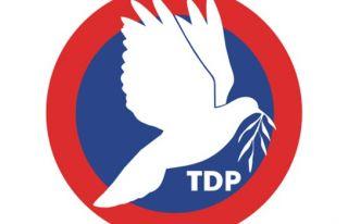 TDP Merkez Yönetim Kurulu toplandı