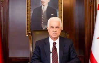 Eroğlu, Miroğlu ile Özgür anısına mesaj yayımladı