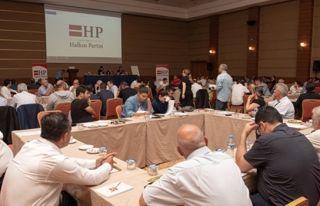 HP çalıştay düzenledi
