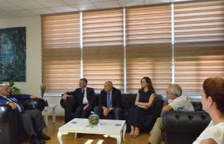 DAÜ ile Warwick Üniversitesi arasında işbirliği