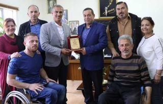 KKTCELL Tekerlekli Sandalye Basketbol Takımı için...