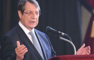Anastasiadis'ten 'işgalin sonlandırılması' çağrısı