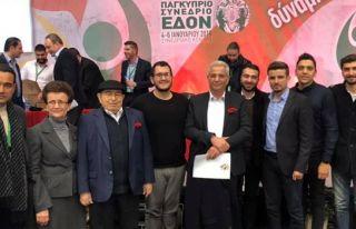 CTP Gençlik Örgütü, Edon'un Kongresine katıldı
