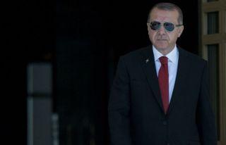Erdoğan 101 pare top atışıyla karşılanacak