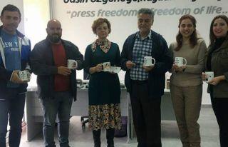 KTGB'den Kemal Saraçoğlu Vakfı'na anlamlı destek