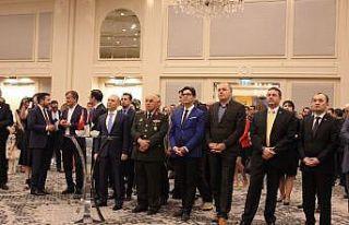 Azerbaycan Cumhuriyeti'nin 100. yıl dönümü...