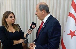 Tatar: İstikrarlı bir ortam için bu hükmet bir...