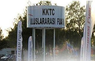 43. KKTC uluslararası fuarı törenle açıldı