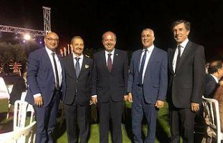 Başbakan Ersin Tatar, maliyecilerle