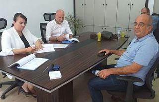BRTK'ye güneş enerji santrali için imzalar...