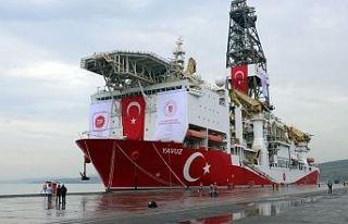 Erdoğan: İki gemimizden müjdeli haber alacağımıza...