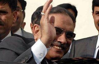 Eski Pakistan Cumhurbaşkanı tutuklandı