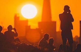 Sıcak hava nedeniyle 184 kişi öldü