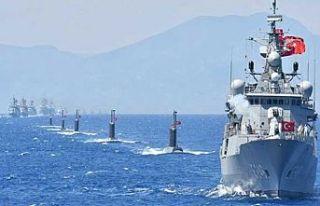 Türkiye'den KKTC'de 'lojistik liman' kurulması...
