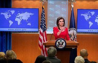 ABD'den Doğu Akdeniz açıklaması: Derin endişe...
