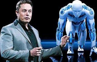 Elon Musk insan beynini bilgisayara bağlamaya çalışan...