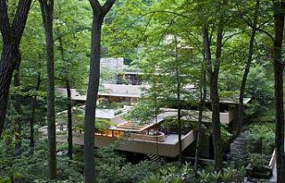 Frank Lloyd Wright'ın eserleri UNESCO Dünya...